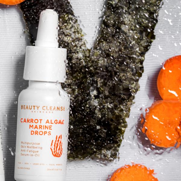 superfood skincare marine algae
