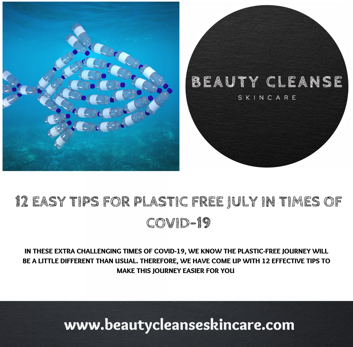 12 Easy Tips for Plastic Free July in Times of Covid-19